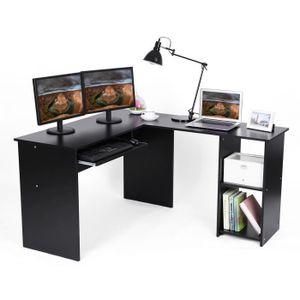 Bureau informatique avec rangement achat vente bureau for Soldes bureau informatique