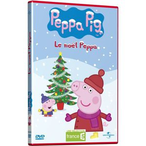 DVD DESSIN ANIMÉ DVD Peppa Pig - Le Noël de Peppa