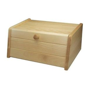 Boite a pain en bois achat vente boite a pain en bois for Boite en bois a decorer pas cher