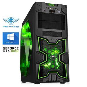 UNITÉ CENTRALE  Ordinateur Pc Gamer X-Fighters Army AMD Athlon X4