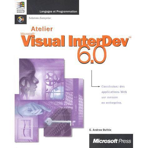 Visual interdev 6.0 level 2 keystone learning