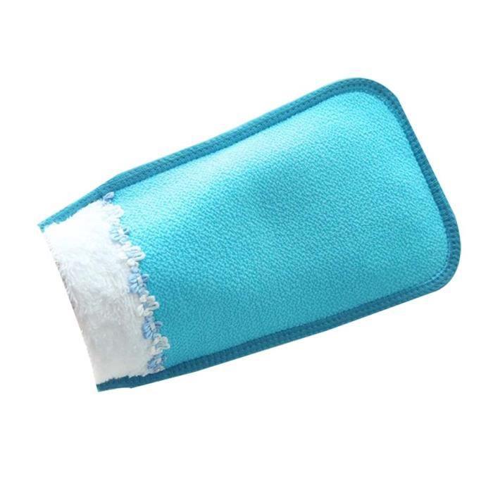 2 pi ces mitaines de bain brosses de bain gants exfoliants gants de bain de s - Temperature lavage serviette de bain ...