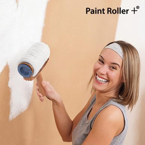 rouleau peinture paint roller plus achat vente rouleau de peinture cdiscount. Black Bedroom Furniture Sets. Home Design Ideas