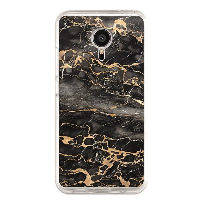housse gel meizu mx5 becool marbre noir et dor achat coque bumper pas cher avis et. Black Bedroom Furniture Sets. Home Design Ideas