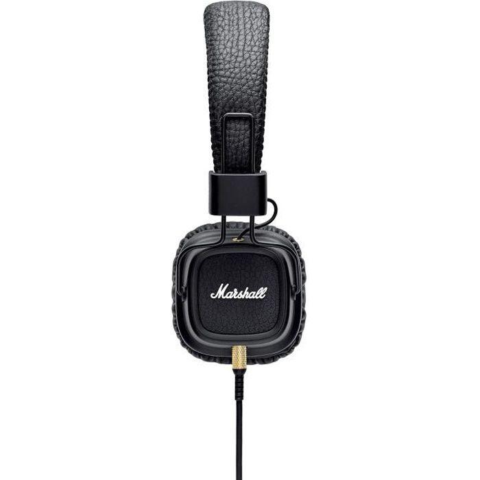 major ii casque avec micro casque couteur audio avis et prix pas cher cdiscount. Black Bedroom Furniture Sets. Home Design Ideas