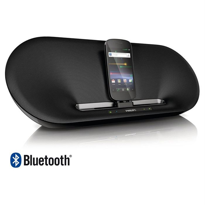 philips as851 docking pour android station d 39 accueil prix pas cher cdiscount. Black Bedroom Furniture Sets. Home Design Ideas