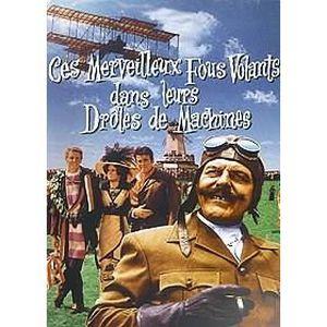 DVD FILM DVD Ces merveilleux fous volants dans leur drol...