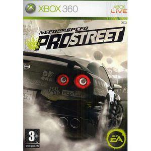 JEUX XBOX 360 Need For Speed Prostreet Jeu XBOX 360