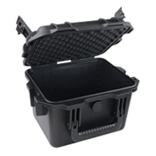 valise etanche malette de protection flightcase coffre rangement 300x248x198mm noir achat. Black Bedroom Furniture Sets. Home Design Ideas