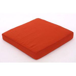 Assise et coussin pour canape en rotin achat vente - Coussin d assise exterieur ...