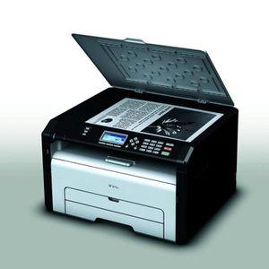 imprimante laser noir et blanc wifi prix pas cher. Black Bedroom Furniture Sets. Home Design Ideas