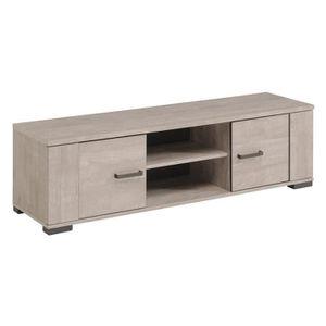 Meuble tv longueur 150 cm achat vente meuble tv longueur 150 cm pas cher - Meuble tv longueur 100 cm ...