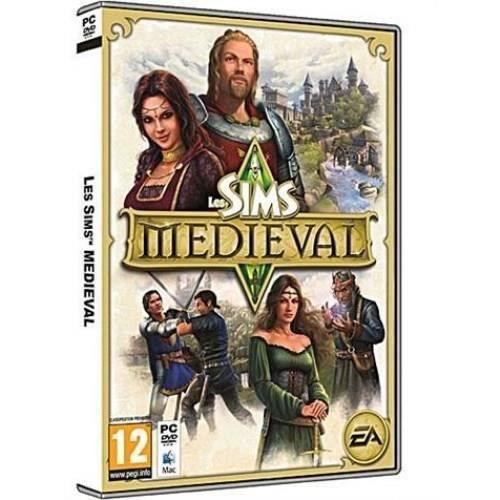 les sims medieval jeu pc achat vente jeu pc les sims medieval jeu pc cdiscount. Black Bedroom Furniture Sets. Home Design Ideas