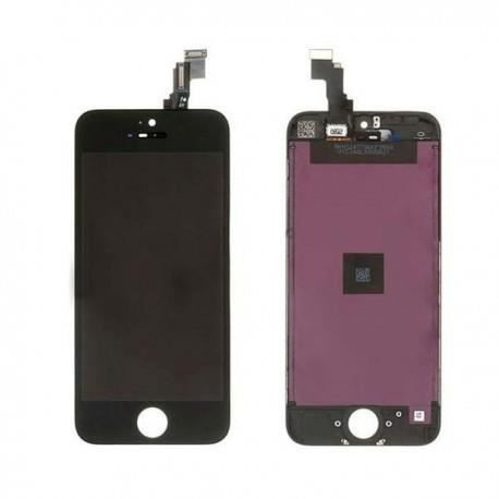 vitre tactile ecran lcd iphone 5s noir achat pi ce t l phone pas cher avis et meilleur prix. Black Bedroom Furniture Sets. Home Design Ideas