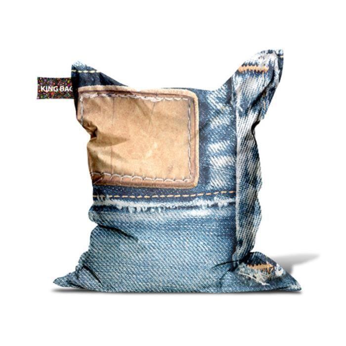 Coussin de jardin king bag blue jean achat vente - Coussin de jardin ...