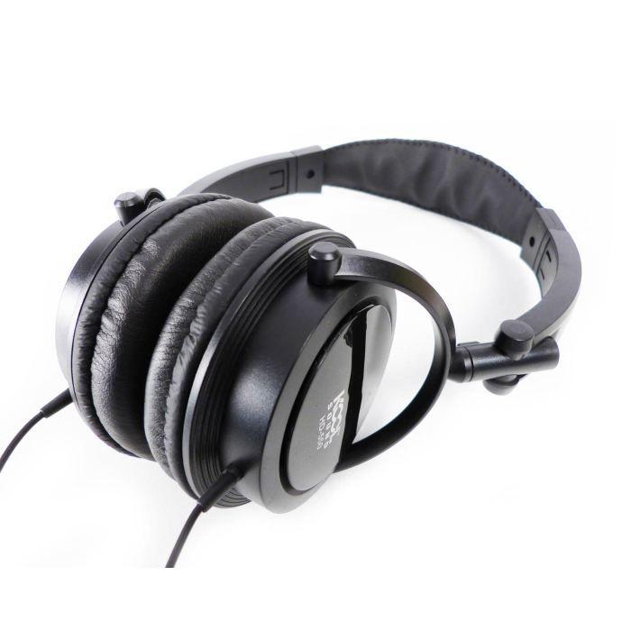 casque dj professionnel kool sound hd 550b casque. Black Bedroom Furniture Sets. Home Design Ideas