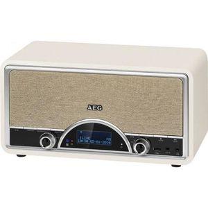 AEG NDR 4378CR DAB Radio Vintage Dab + Télécommande Inclus + USB + Aux-In