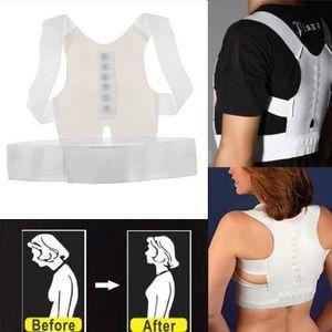CEINTURE LOMBAIRE Ceinture Magnétique Posture Dos Orthopédique Épaul