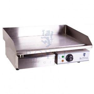 GRILL ÉLECTRIQUE Gril / Plancha électrique en acier inox | RCEG-55K