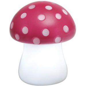 veilleuse champignon achat vente veilleuse champignon pas cher les soldes sur cdiscount. Black Bedroom Furniture Sets. Home Design Ideas