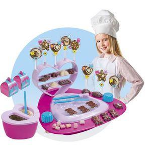 lansay mini delices super atelier chocolat 3 en 1 achat vente dinette cuisine cdiscount. Black Bedroom Furniture Sets. Home Design Ideas