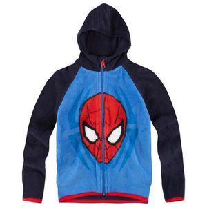 VESTE Spiderman   Veste polaire toucher doux