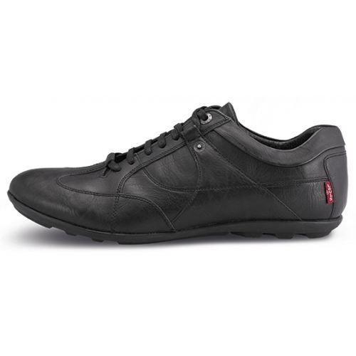 chaussures homme levi 39 s remi noires noir noir achat vente basket cdiscount. Black Bedroom Furniture Sets. Home Design Ideas