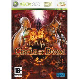 JEUX XBOX 360 Kingdom Under Fire: Circle Of Doom Jeu XBOX 360