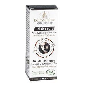 GEL - CRÈME DOUCHE Gel des Purs ( nettoyant purifiant ) - 50 ml - BIO