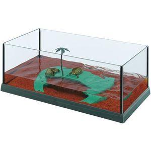 aquarium pour tortue achat vente aquarium pour tortue pas cher les soldes sur cdiscount