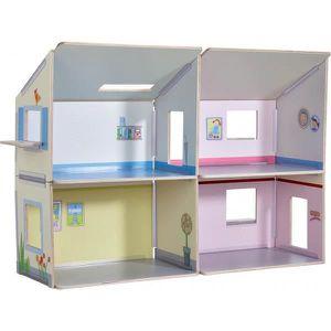 MAISON POUPÉE Haba - 300503 - Little Friends – Maison de poupée-