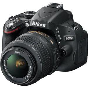 Reflex NIKON D5100 + objectif 18-55mm
