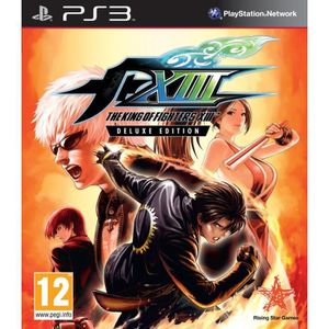 JEU PS3 King of Fighters XIII (Playstation 3) [UK IMPORT]