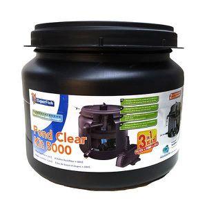 Filtre uv pour bassin exterieur de poissons achat for Poisson bassin exterieur achat