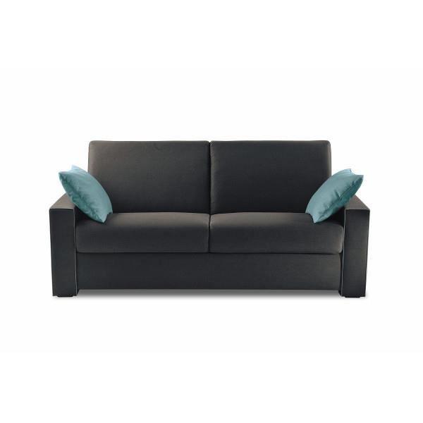 Canap rapido imola couleur ardoise achat vente canap sofa divan pol - Canape rapido soldes ...
