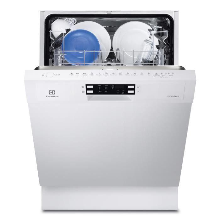 Electrolux Esi6500low Lave Vaisselle Encastrable Achat Vente Lave Vaisselle Cdiscount