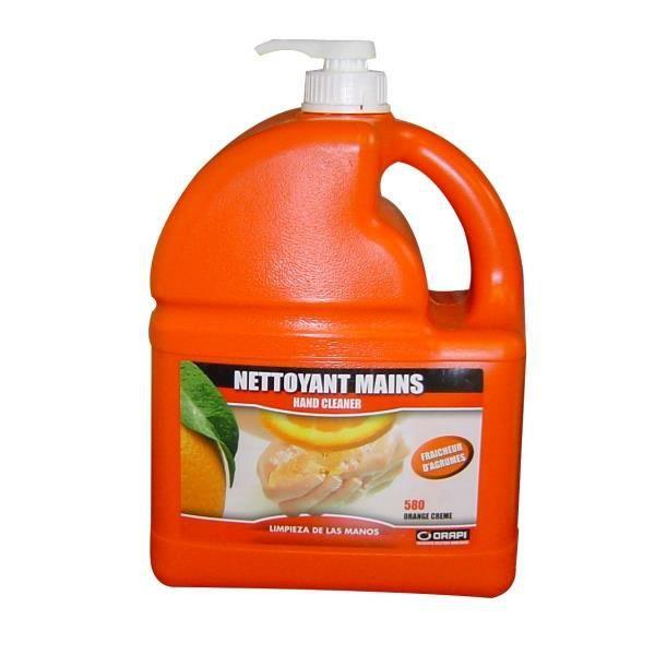 cr 232 me nettoyante pour les mains orange 580 orapi achat vente entretien machine outil cdiscount