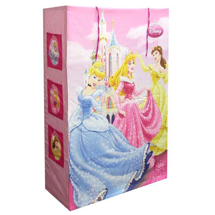 Penderie housse princesses achat vente armoire les - Housse penderie tissu ...