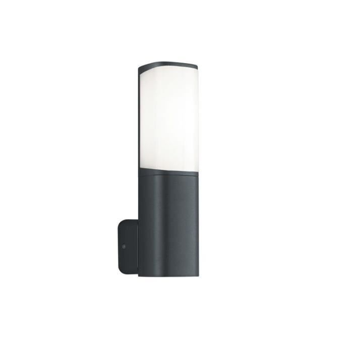 Applique ext rieure ticino anthracite led achat vente - Applique exterieure anthracite ...