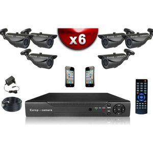 autocollant videosurveillance achat vente autocollant videosurveillance pas cher les. Black Bedroom Furniture Sets. Home Design Ideas