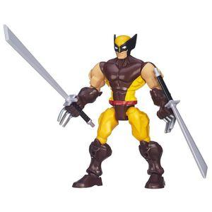 FIGURINE - PERSONNAGE AVENGERS Figurine Super Hero Mashers Wolverine 15c