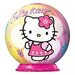 PUZZLE Puzzleball® Hello Kitty - 54pcs