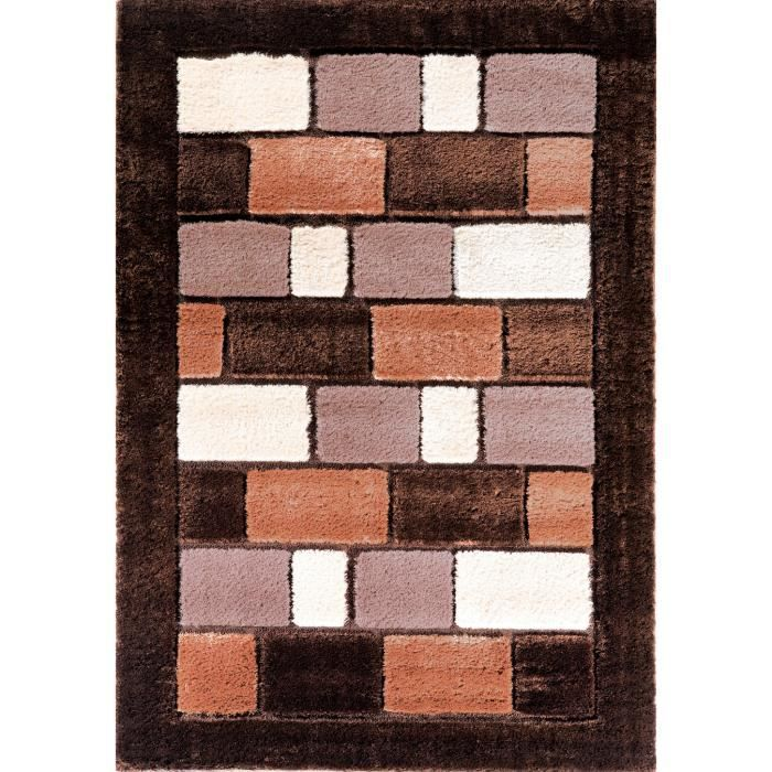 Tapis moderne 200 x 300 achat vente tapis cdiscount - Tapis discount moderne ...
