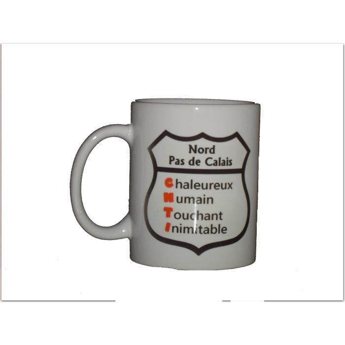 mug avec cusson nord pas de calais chti achat vente bol mug mazagran mug avec cusson. Black Bedroom Furniture Sets. Home Design Ideas