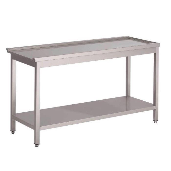 Table de sortie 60cm achat vente table de cuisine for Table cuisine 90 x 60