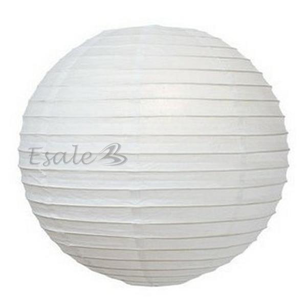 lampion lanterne de papier blanc ballon dia 10cm d co ma son mariage f te achat vente. Black Bedroom Furniture Sets. Home Design Ideas