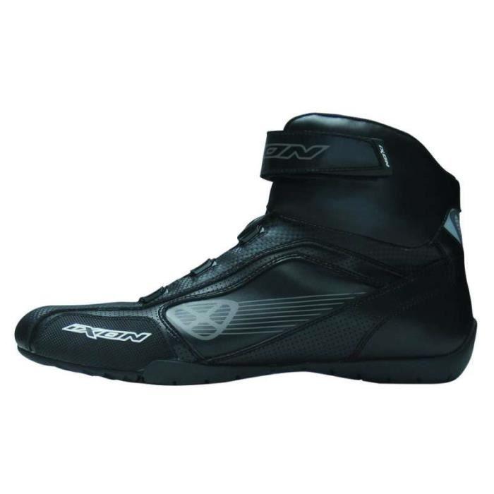 CHAUSSURE , BOTTE IXON Chaussures Moto Assault Noir