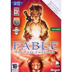 JEU PC FABLE : The lost chapters