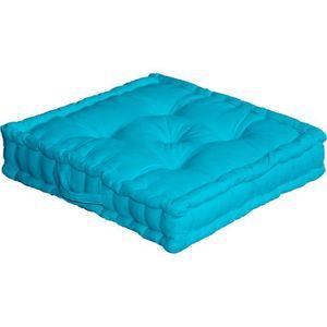 coussin exterieur turquoise achat vente coussin exterieur turquoise pas cher cdiscount. Black Bedroom Furniture Sets. Home Design Ideas