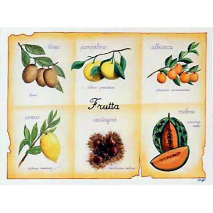 Cuisine poster reproduction fruits iii 35 x 50 cm for Cuisine xxl allemagne